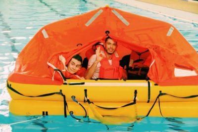 Life Raft - personal survival