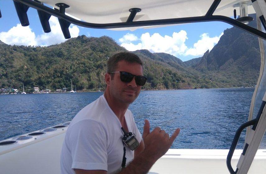 Super Yacht Deckhand 2