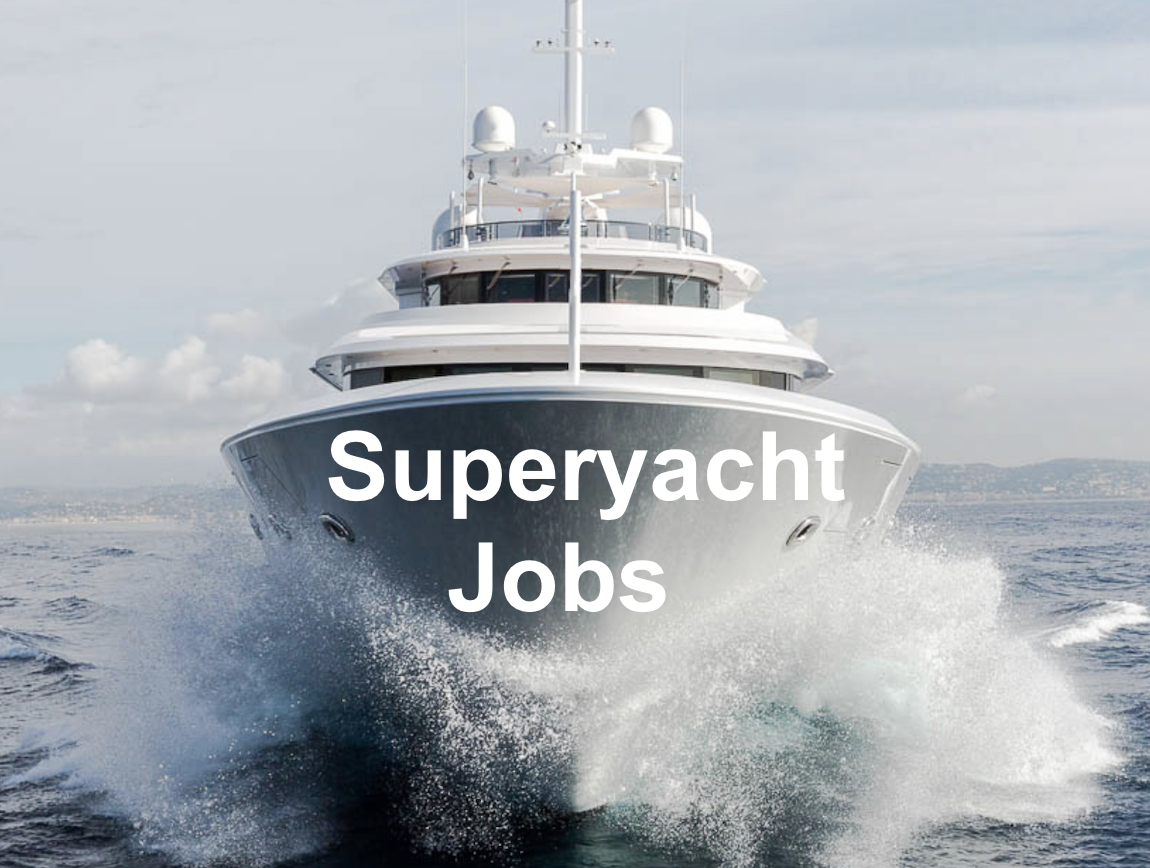 Superyacht Jobb Board